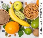 Vegan Health Food Choice With...