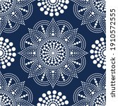 vector seamless pattern with... | Shutterstock .eps vector #1910572555