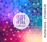 Space Collection. Vibrant Night ...