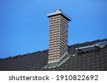 Chimney Clad With Clinker...