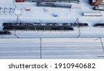 View On Passenger Express Train ...