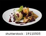 goose liver  foie gras  | Shutterstock . vector #19110505