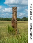 The Rustic Stone Chimney Is All ...