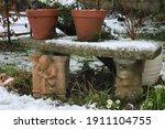 Snow Scene Landscape Of English ...