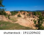 Landscape Photo Of Sandstone...