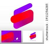 letter g logo design   abstract ... | Shutterstock .eps vector #1911256285