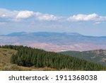 Mountainous Landscape In...