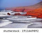 Rocky Coast Of Atlantic Ocean ...