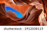 The Magic Antelope Canyon In...