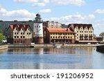 kaliningrad  russia   may 6 ... | Shutterstock . vector #191206952