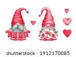 Cute Valentine's Gnomes...