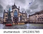 Saint Giles Cathedral Or The...