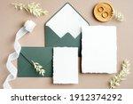 Elegant Wedding Stationery Set. ...