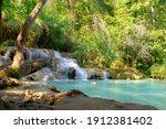 Tat Kuang Si Waterfalls  Kuang...