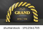 grand opening business template ...   Shutterstock .eps vector #1912561705