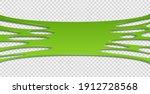 splattered slime. green sticky... | Shutterstock .eps vector #1912728568