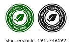good agricultural practices... | Shutterstock .eps vector #1912746592