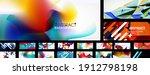 mega collection of vector...   Shutterstock .eps vector #1912798198