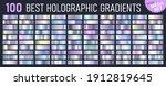 best mega set of trendy... | Shutterstock .eps vector #1912819645