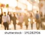 City Commuters High Key Blurred - Fine Art prints