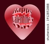vector illustration of greeting ... | Shutterstock .eps vector #1912852888
