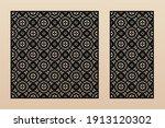 vector template for laser... | Shutterstock .eps vector #1913120302