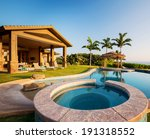 Luxury Home With Swimming Pool...