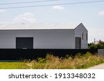 Big Metal Industrial Storage...