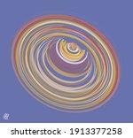 circular geometric abstract...   Shutterstock .eps vector #1913377258