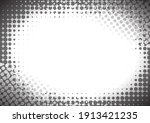halftone background for web... | Shutterstock . vector #1913421235