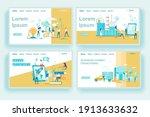 online service development... | Shutterstock .eps vector #1913633632