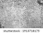 grunge wall background. old dry ... | Shutterstock . vector #1913718175