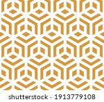 abstract geometric pattern. a... | Shutterstock .eps vector #1913779108