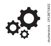 setting gear vector icon design ...   Shutterstock .eps vector #1913871832