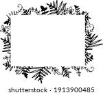 vector rectangle template white ... | Shutterstock .eps vector #1913900485
