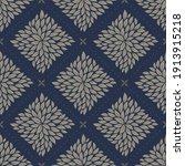 vector seamless texture damask... | Shutterstock .eps vector #1913915218