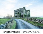Abandoned Old Stately Home In...