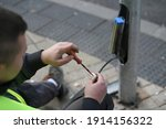 A City Electricians Work With...