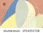 minimal abstract vector cover... | Shutterstock .eps vector #1914251728