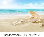Pearl On The Beach.