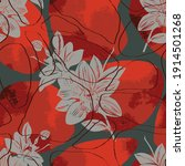 modern minimalist abstract... | Shutterstock .eps vector #1914501268