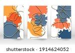 set of geometric shapes....   Shutterstock .eps vector #1914624052