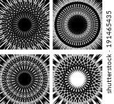 decorative backgrounds | Shutterstock .eps vector #191465435