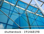 abstract pattern of glass  ... | Shutterstock . vector #191468198