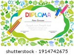Certificates Kindergarten And...