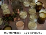 Soy Candles Poured Into...
