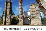 Scene At The Aqueduct Of San...