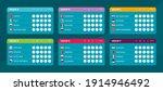football euro 2020 tournament... | Shutterstock .eps vector #1914946492