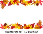 colorful border composed of... | Shutterstock . vector #19150582