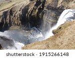 Skogafoss Icey Waterfall...